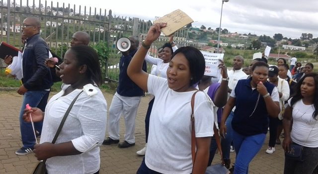 Furious nurses threaten to withhold votes