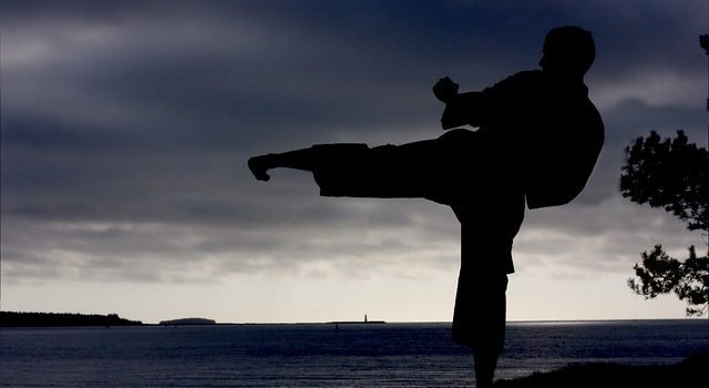 Karate instructor aims to give obesity the chop