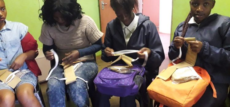 Limpopo-based NGO creates affordable, washable sanitary towels