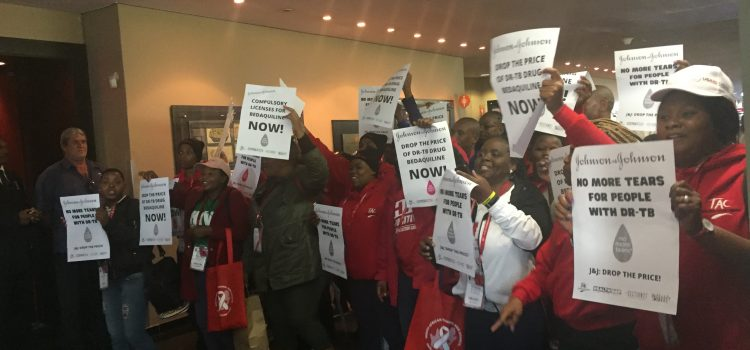 #SAAIDS2019: 'Allow generics of lifesaving drugs'