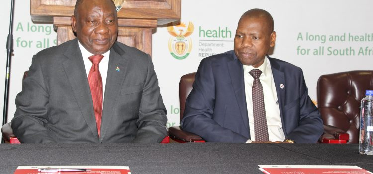 Compact will ensure quality healthcare, says Ramaphosa