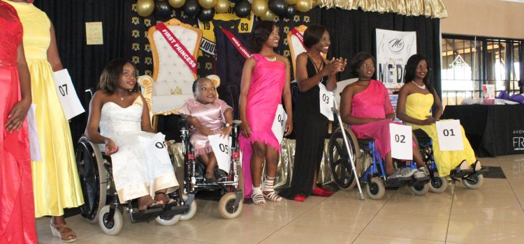 Beauty queen empowers fellow women with disabilities