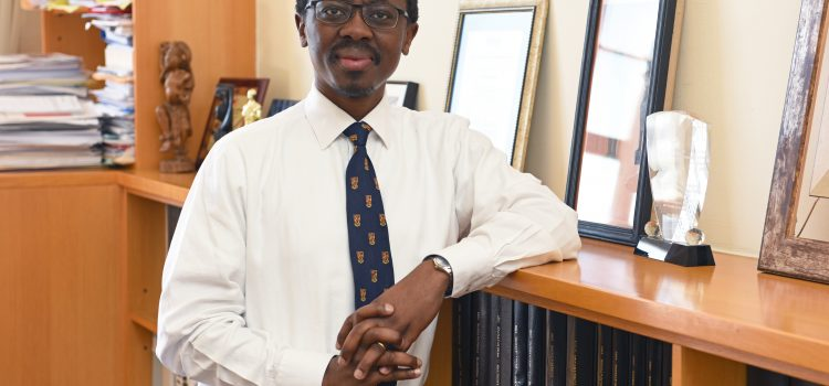Reimagining leadership: A tribute to Professor Bongani Mayosi