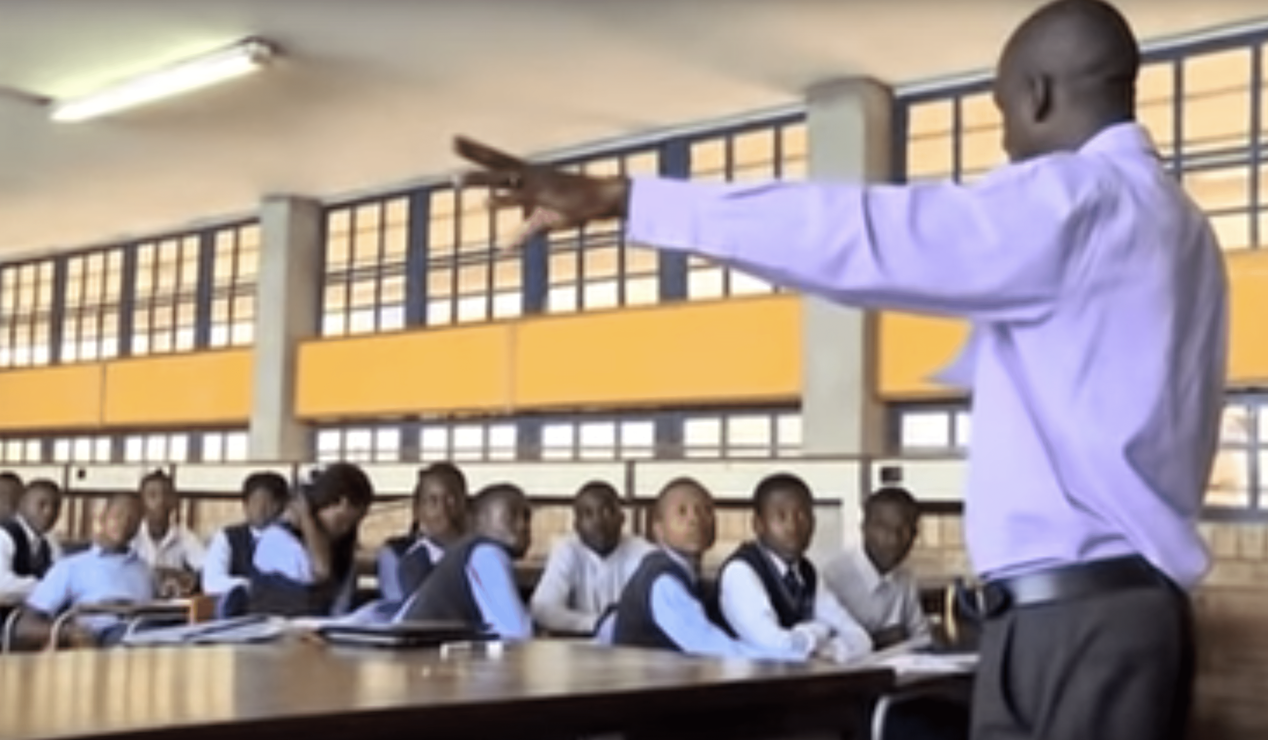 Limpopo learners back to school