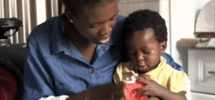 Being a young, HIV-positive mother: Aphiwe's story