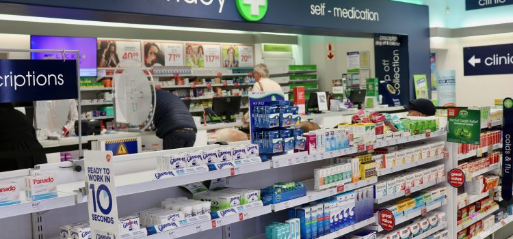 Human Rights Commission probe expired drugs at a Clicks store