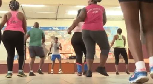 Aerobics for everyone: Keeping fit doesn't need to cost a cent