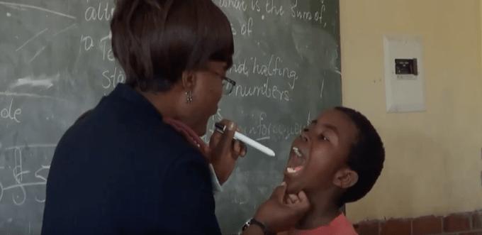 NHI : School Health Programme Health Workers' Perspective