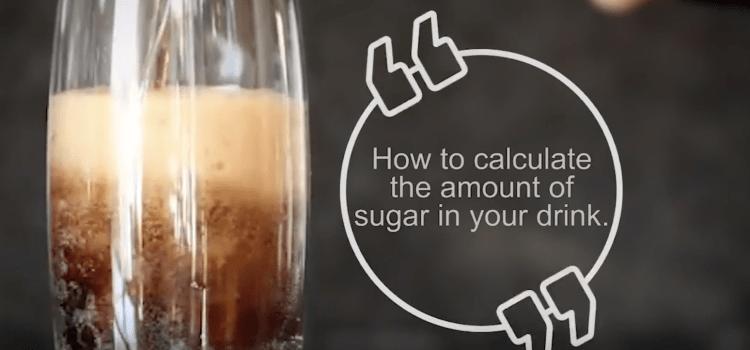 Sugary Drinks Sugar Demonstration