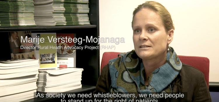 Tips for Whistleblowers