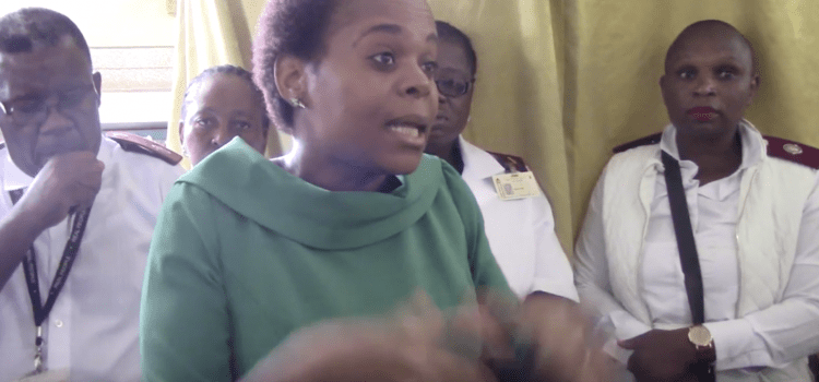 Tshilidzini hospital management removed for incompetence