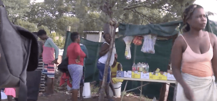 ABSA squatter camp forced removals PART 2