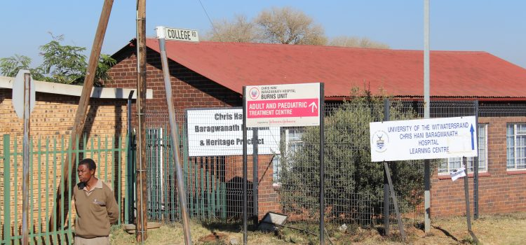About 35 hospitals and clinics are crime hotspots in Gauteng