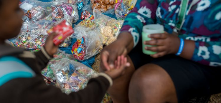 Hawkers booted out of local school
