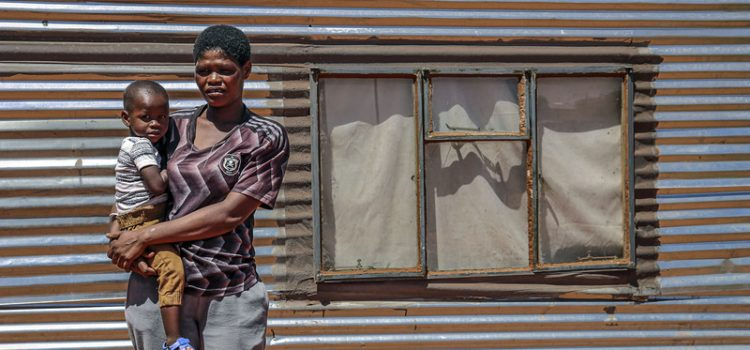 The forgotten people of Platfontein