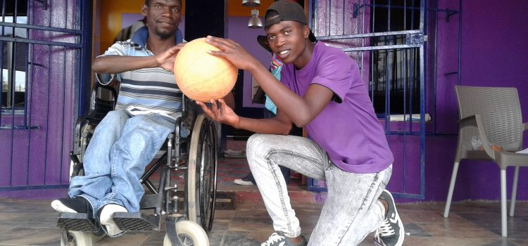 The revival of wheelchair basketball