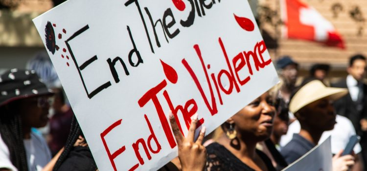 It is time to stop normalising Gender-Based Violence
