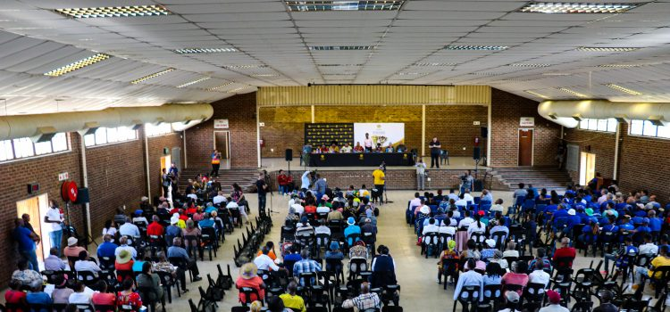 #NHIPublicHearings:  Bloemfontein has its say on the NHI bill