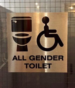 Freedom of movement hindered by gendered bathrooms