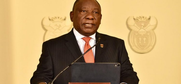 #LockdownSA: Ramaphosa announces SA lockdown to curb Covid-19 spread