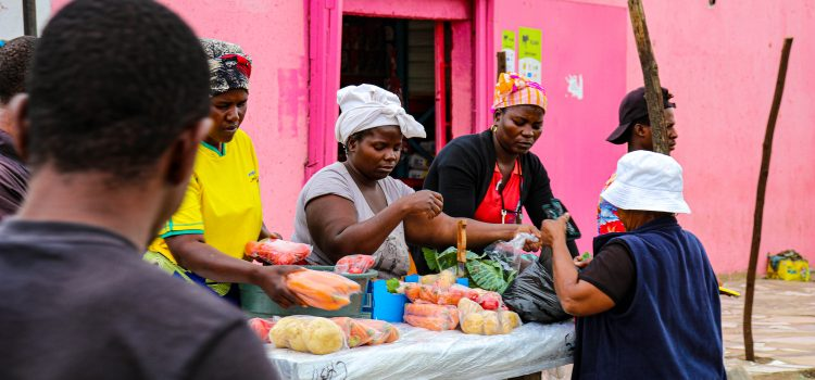 CoronavirusSA: Restrictions lifted on informal food traders