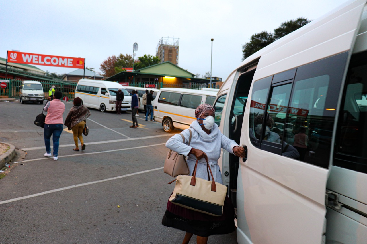 Taxi drivers refuse to get COVID-19 vaccine.