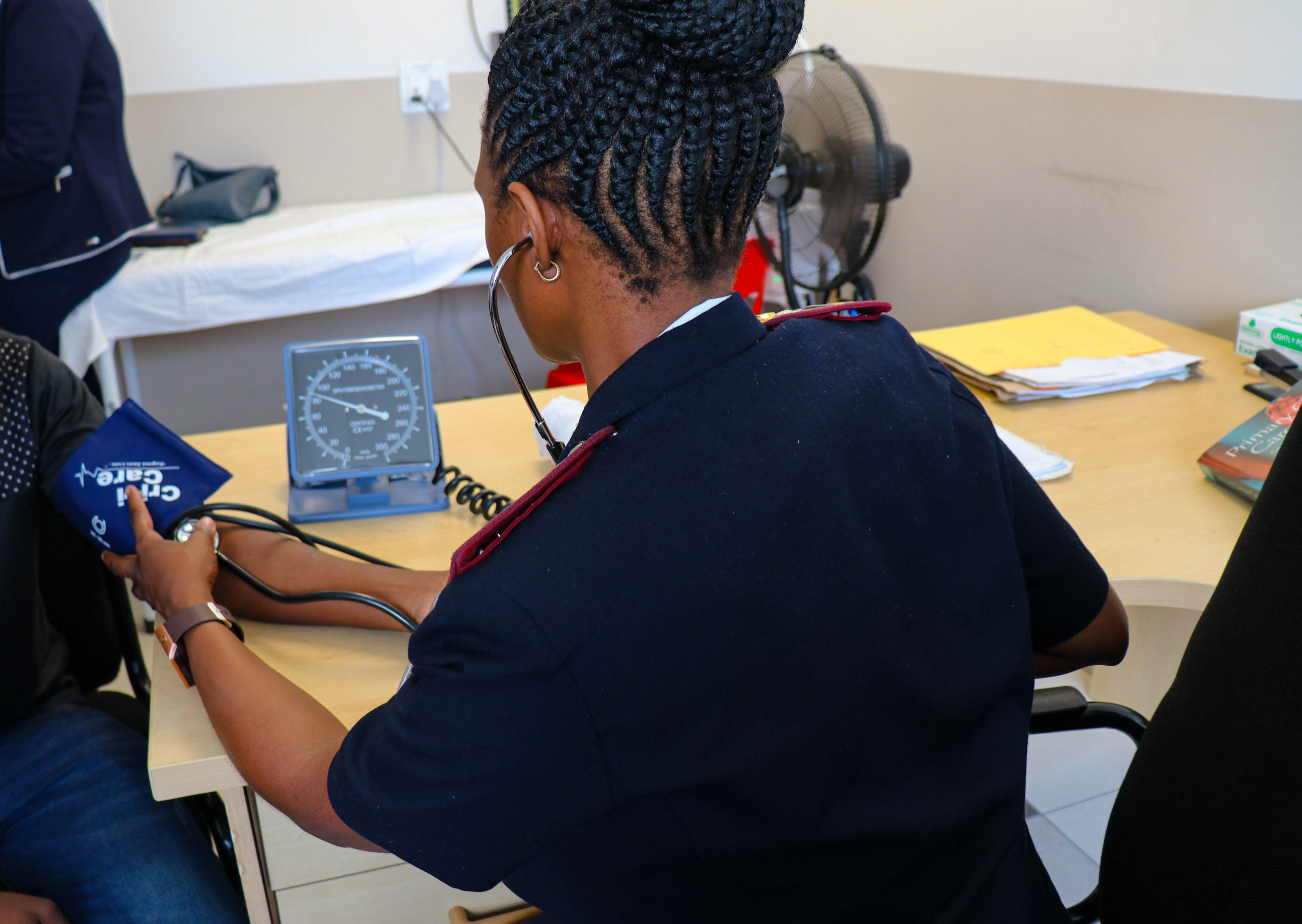 Covid-19: Nurses not paid in Gauteng