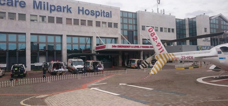 Netcare Milpark Hospital closes theatre complex due to Covid-19