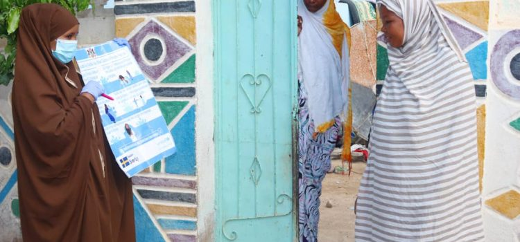 [Op-ed]: A day in the life of a Somali Covid-19 community mobiliser