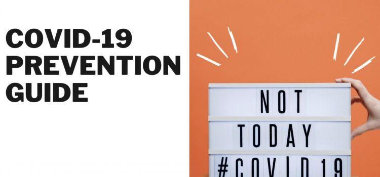 COVID-19 prevention guide
