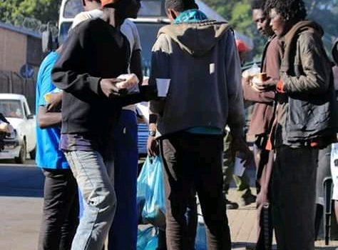 #LockdownSA: Limpopo spaza owner feeds homeless people