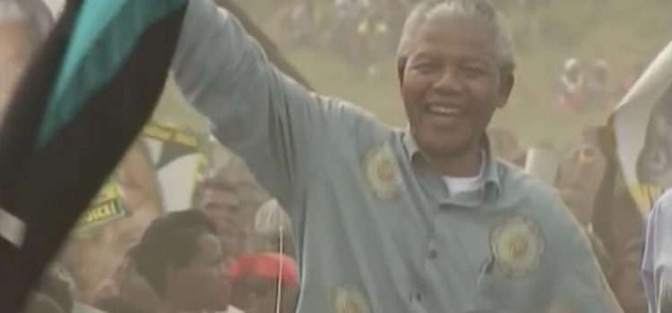 Nelson Mandela day winter clothes drive