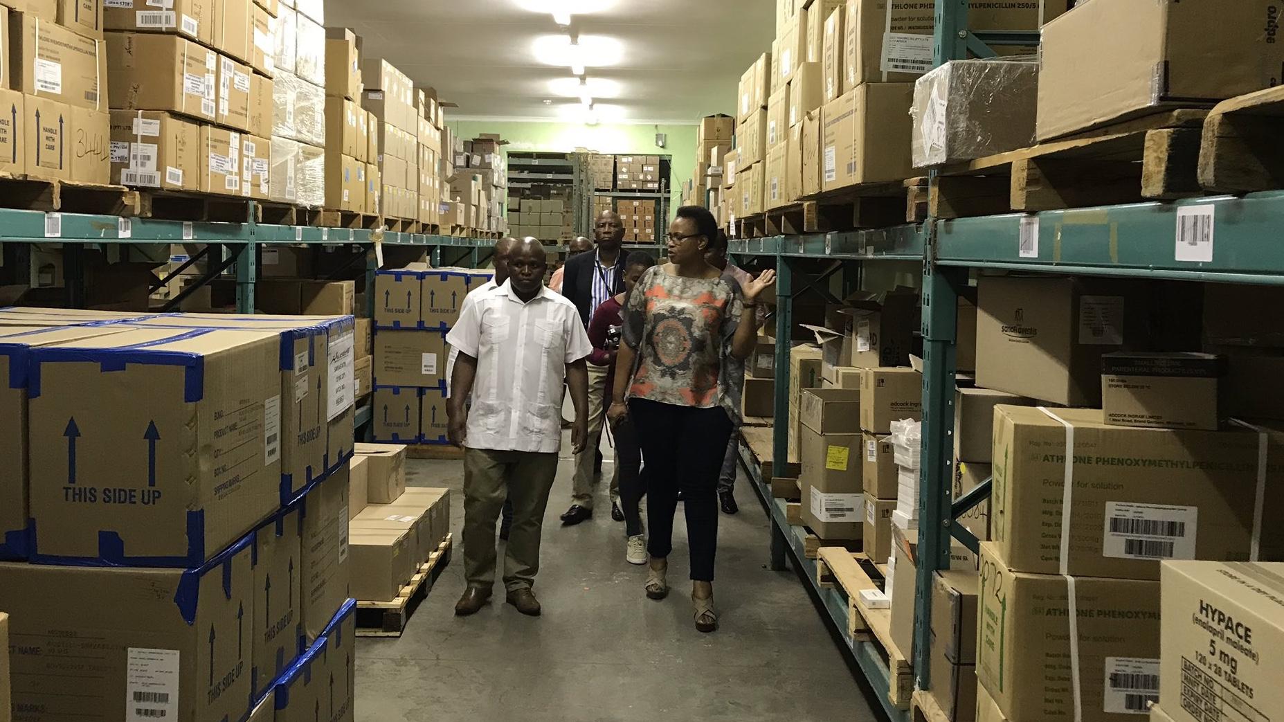 Unpaid invoices medicine shortages