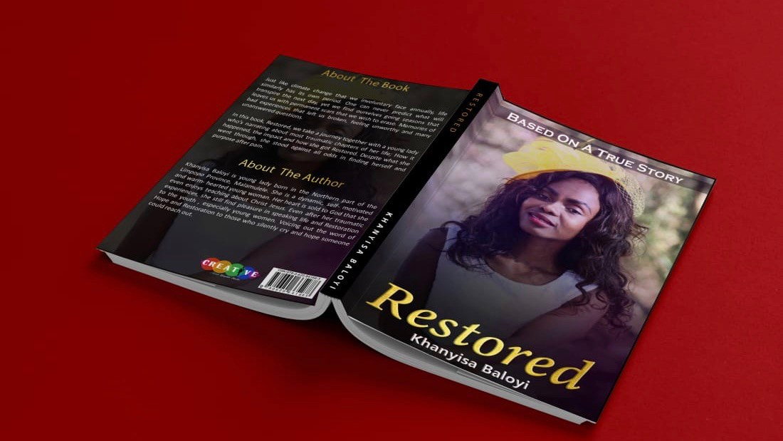 Author recalls years of domestic violence