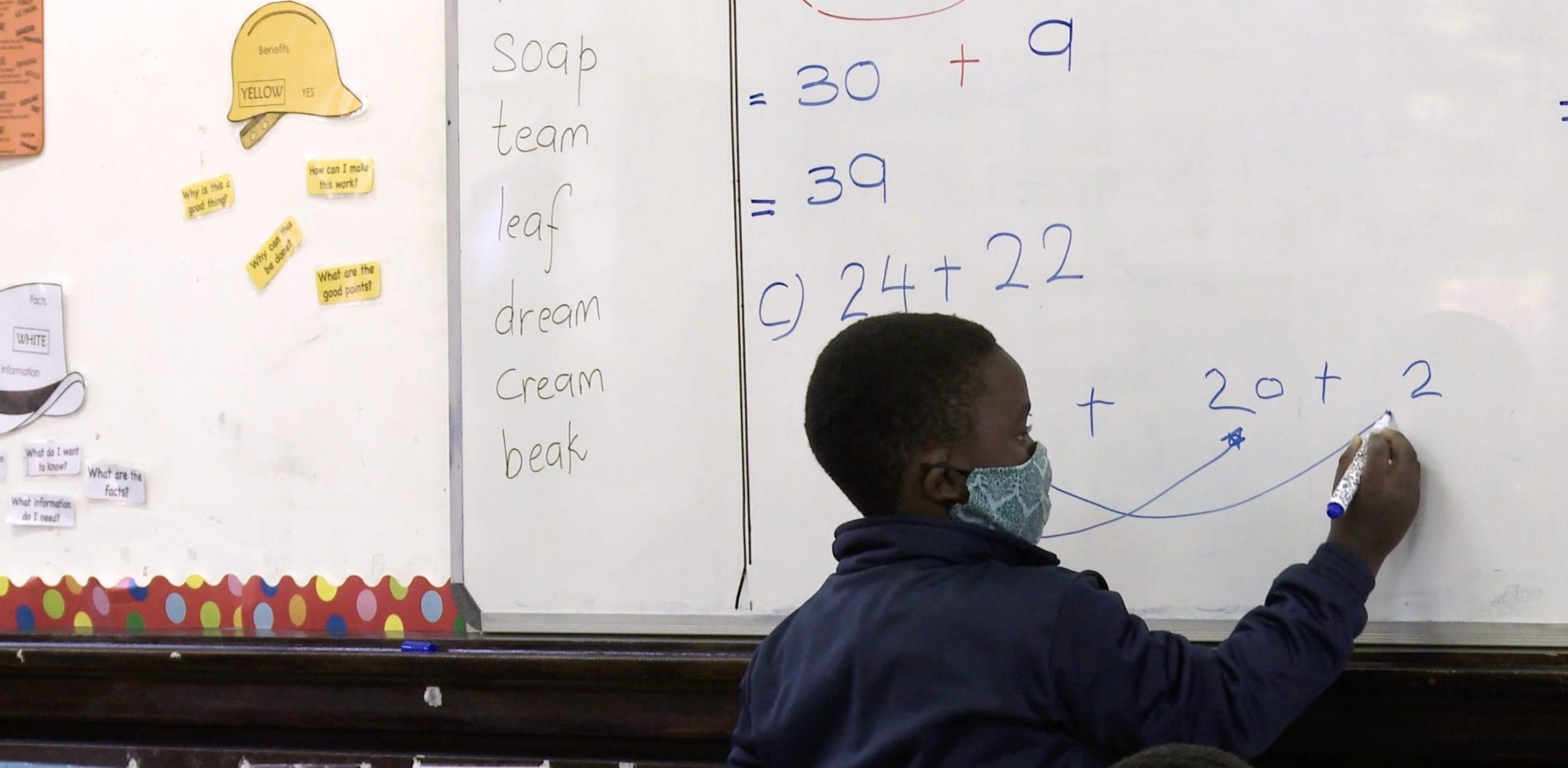 Undocumented migrant children unable to attend school