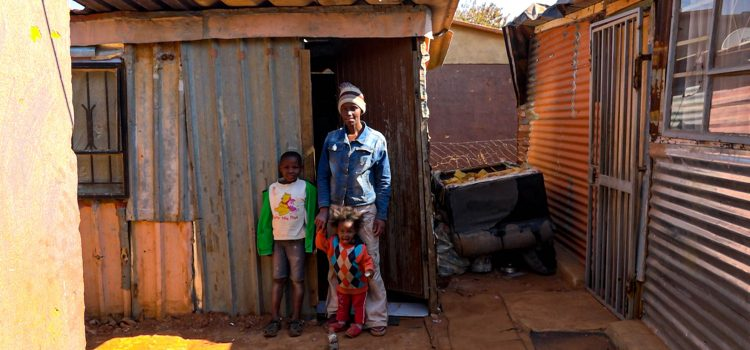 Nompilo Nkosi talks about her struggle to access ARVs during COVID-19.