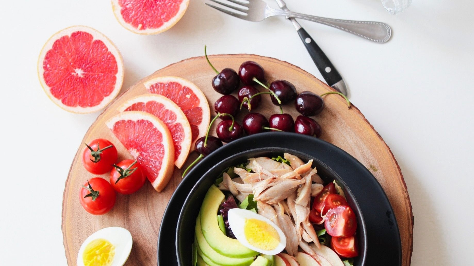 Nutrition to fight cancer