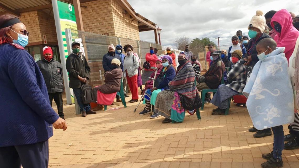Eskom cuts clinic's electricity
