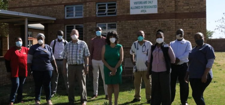 With zero patients in the XDR TB ward, North West hospital reaches new milestone