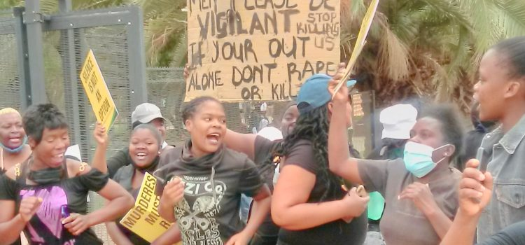 Hammanskraal protestors demand no bail for perpetrators as gender-based violence cases spike
