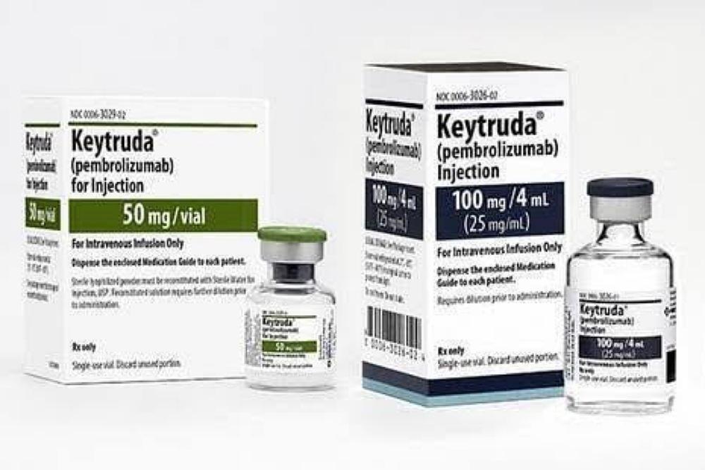 Keytruda cancer treatment approved