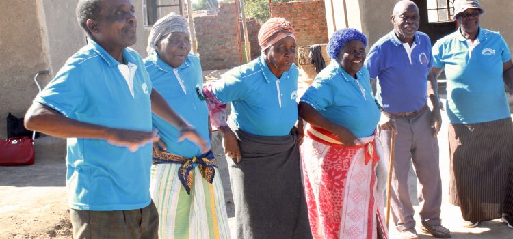 Limpopo grannies struggle with the isolation life under the Covid-19 lockdown