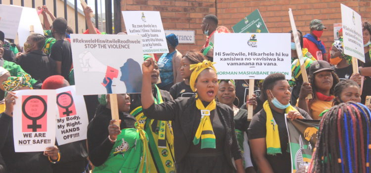 ANC councillor accused of rape in Limpopo sparks outrage among party's regional Women's League