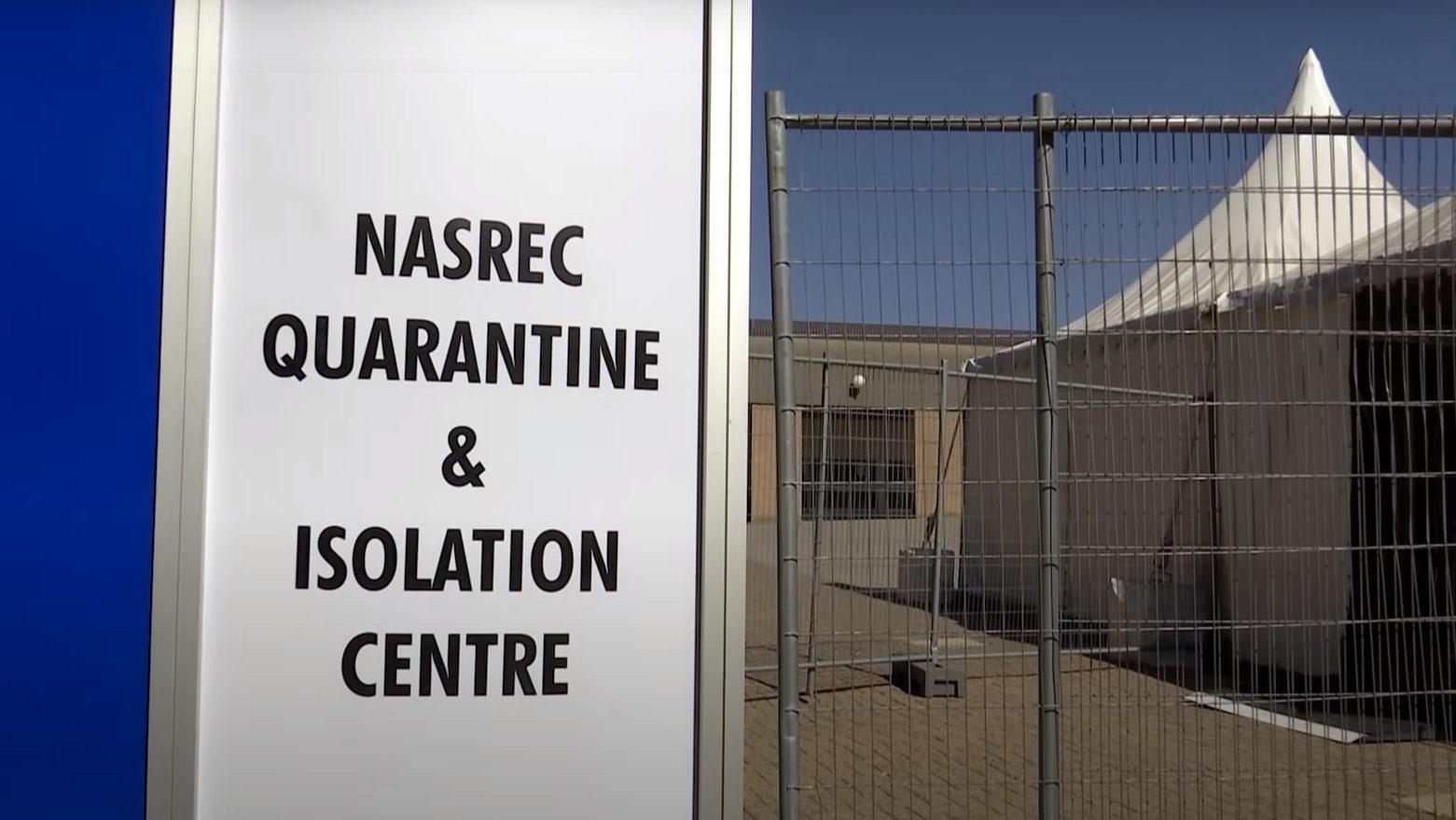 Gauteng Covid-19 quarantine centres close