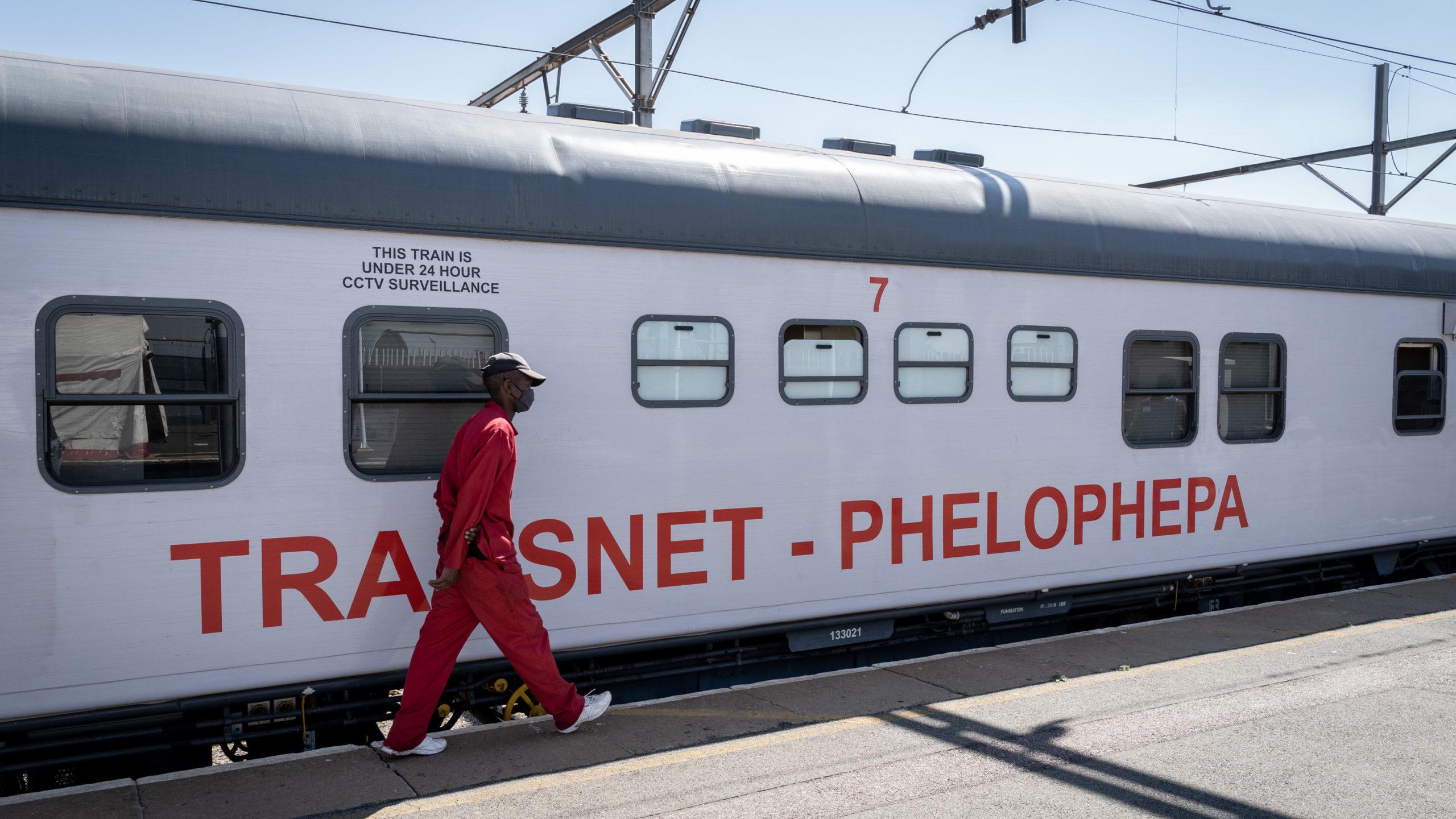 Phelophepa Health Train