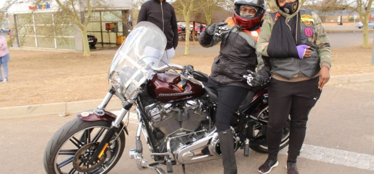 Riding for a purpose: Bikers raise awareness about cancer