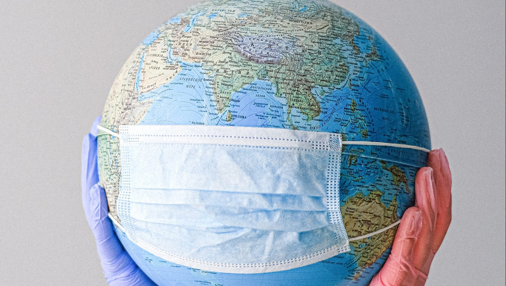 Covid-19 infections globally