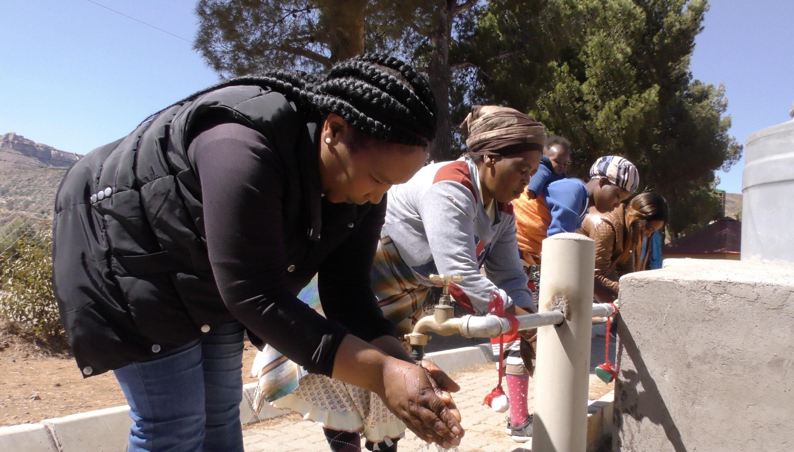 Limpopo Handwashing Stations Covid-19