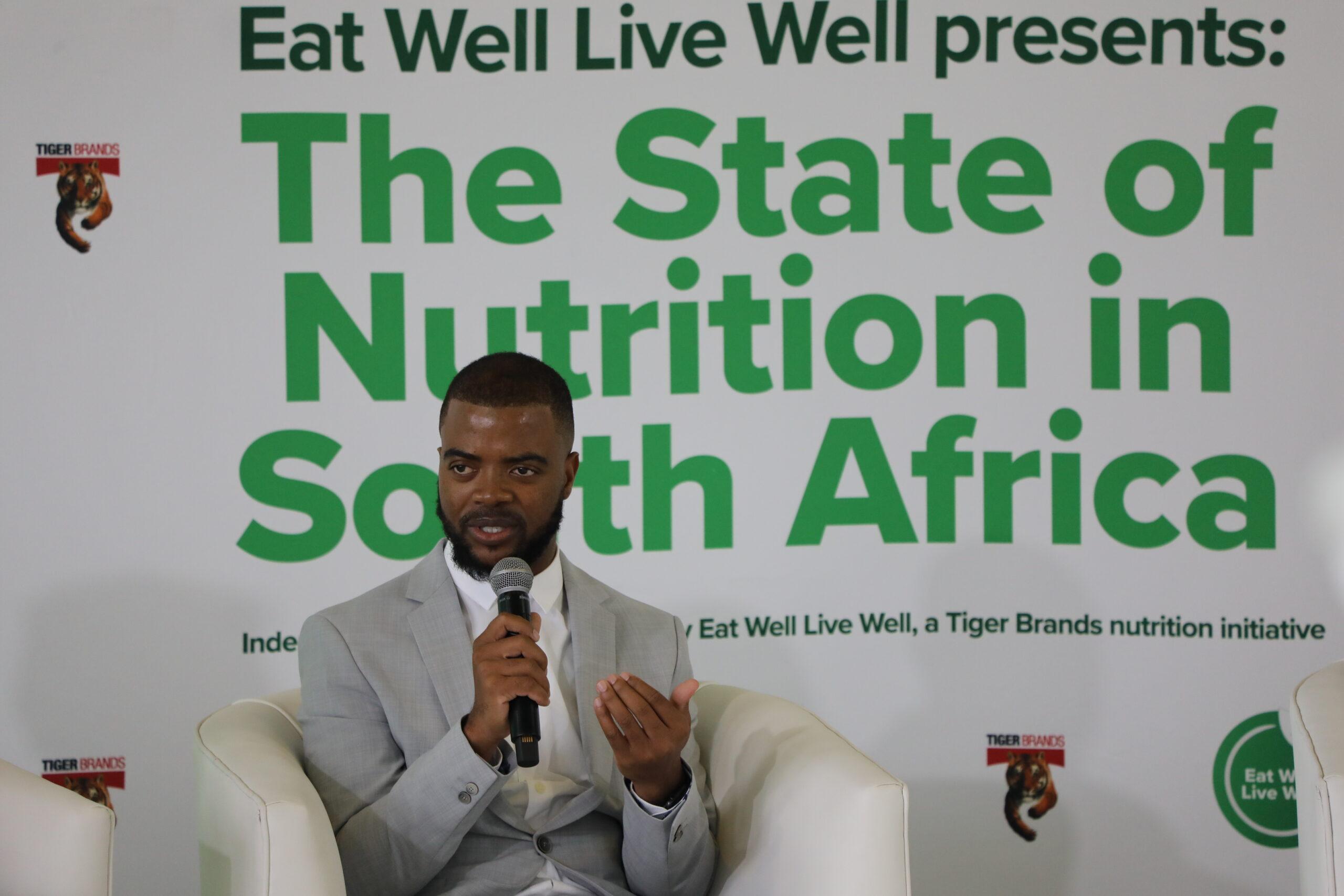 Arthur Ramoroka Nutritionist Tiger Brands