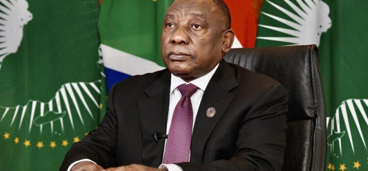 President Ramaphosa hopeful of Covid-19 vaccine in early 2021